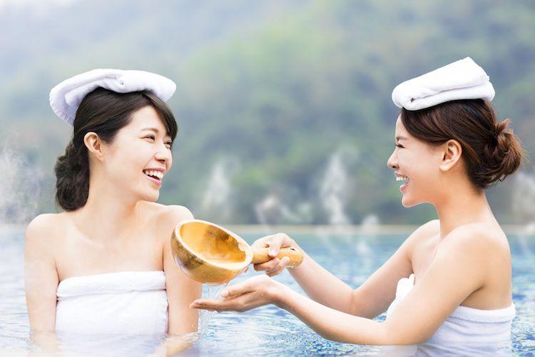 Mandi di onsen (jpninfo.com)