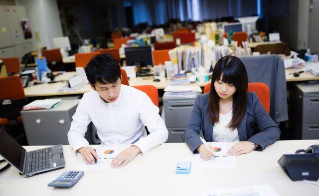 Ruangan Perkantoran Jepang (soranews24.com)
