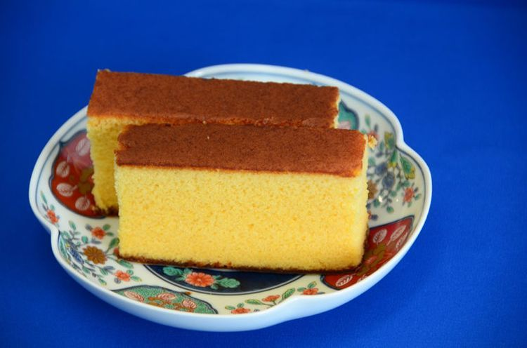 Castella Cake asal Nagasaki (tsunagujapan.com)