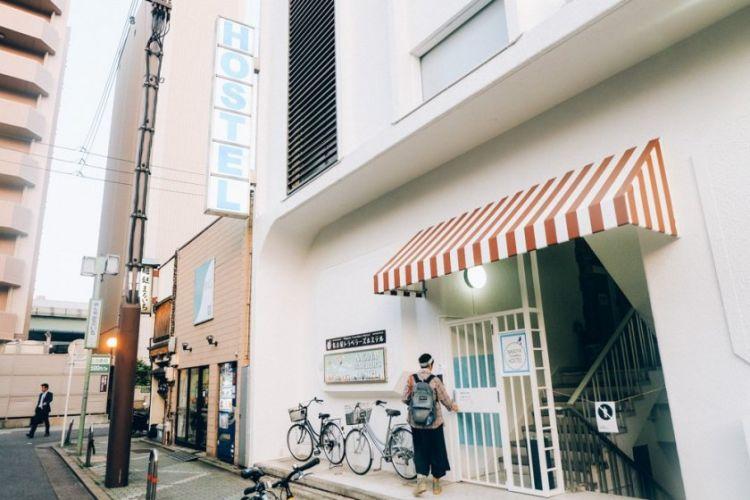 Nagoya Travellers Hostel (japantravel.com)