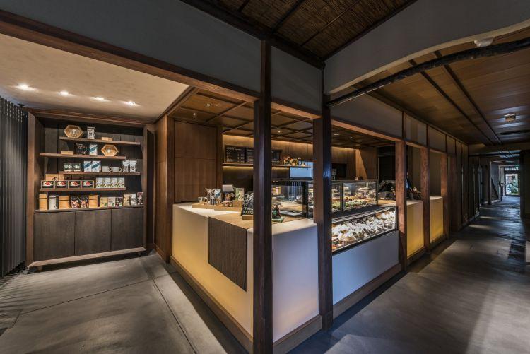 Starbucks dengan gaya Kyoto klasik