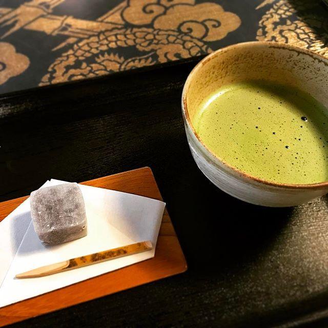Matcha otentik khas Jepang