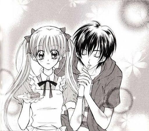 Najika dan Daichi