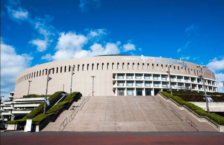 Stadion atap kubah japanesestation.com