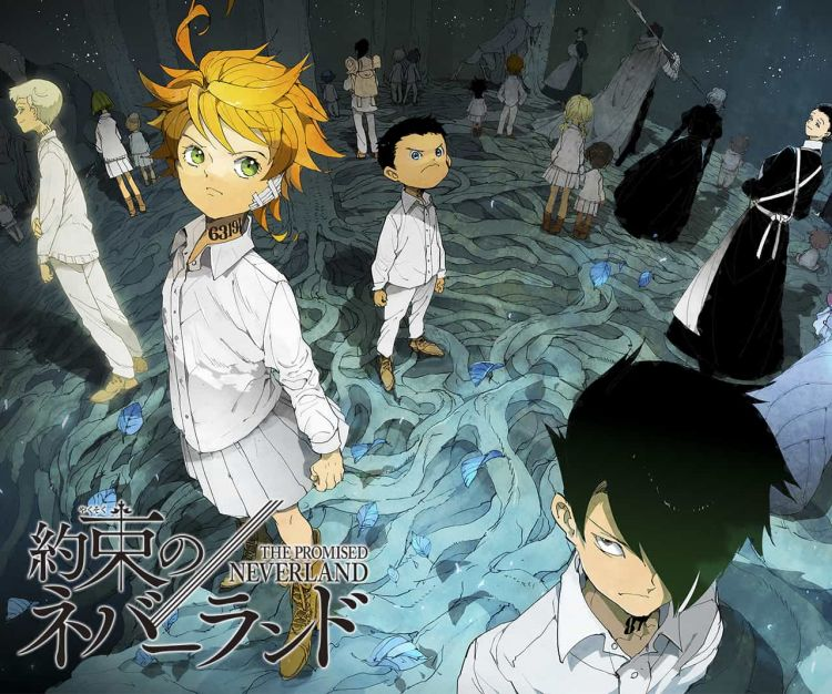 Manga The Promised Neverland berakhir japanesestation.com