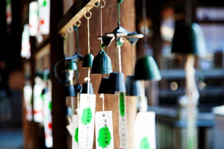 musim panas Jepang furin japanesestation.com