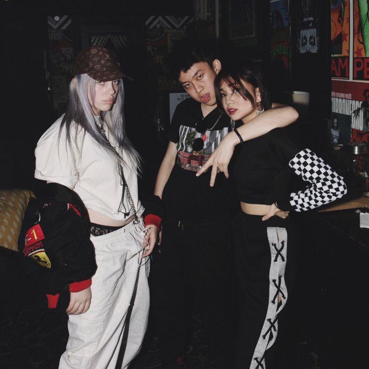 Rich Brian, Niki & Billie Ellish