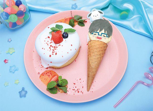 Menu dessert sebagai highlight