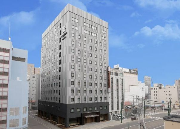 Hotel Terbaik Sapporo japanesestation.com