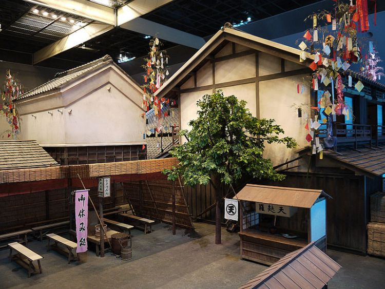 display tanabata