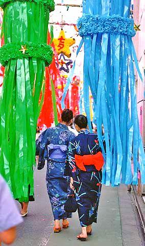 tanabata tokyo