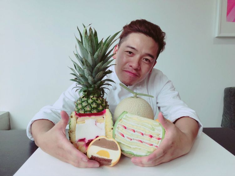 Upgrade melon pan yang populer di Jepang