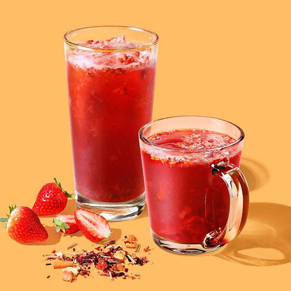 Strawberry Passion Tea