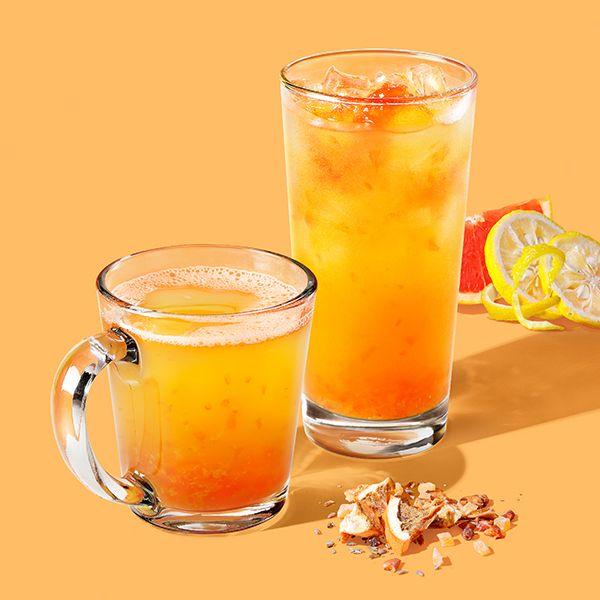 Yuzu Citrus Lavender Sage Tea