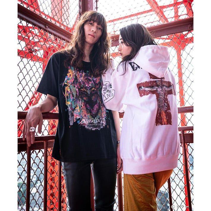 T-Shirt dan Hoodie Evangelion