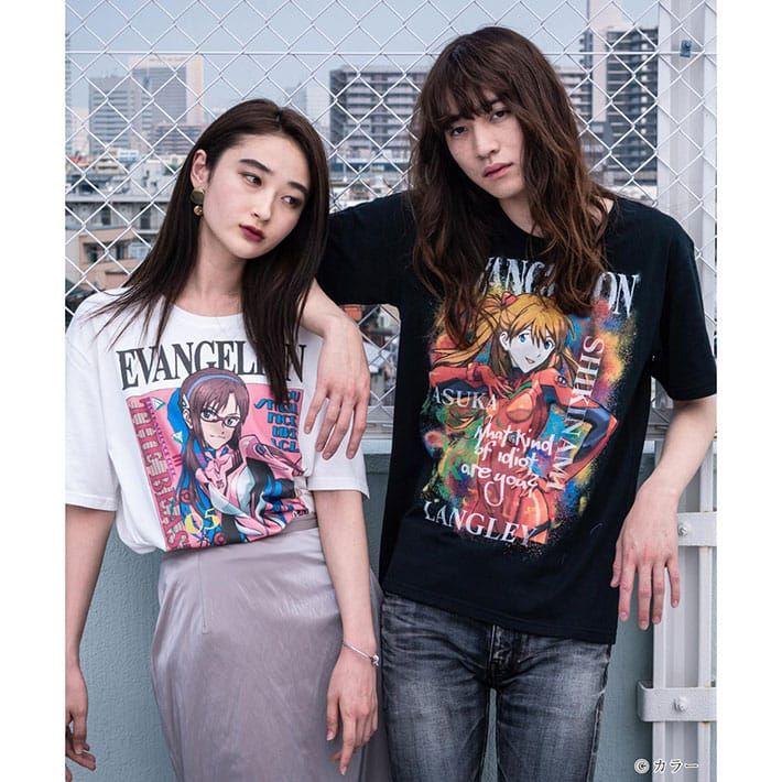 Asuka dan Mari T-Shirt