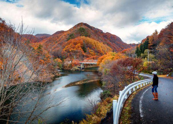Tempat wisata sepi turis Tokyo japanesestation.com