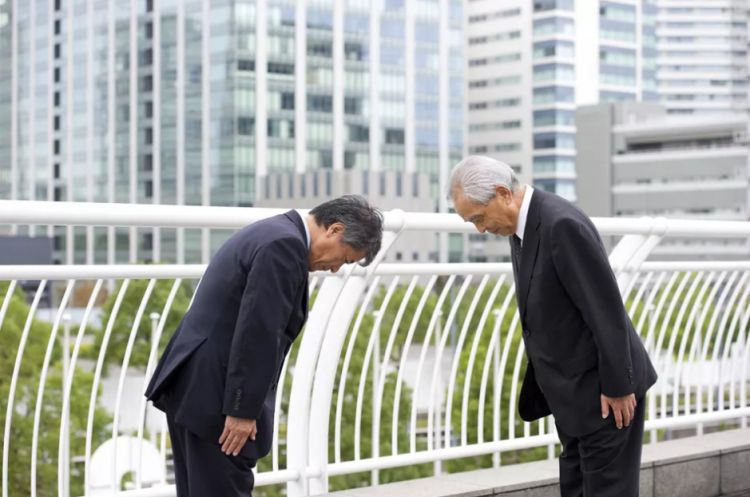 Etika membungkuk di Jepang japanesestation.com