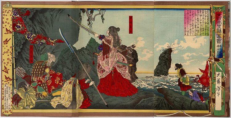 samurai wanita Jepang japanesestation.com