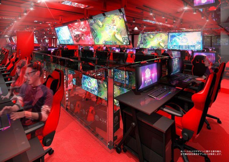 eSports Area
