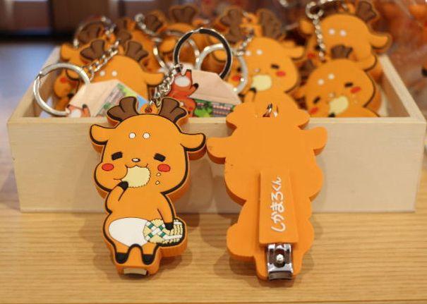 Souvenir khas Nara japanesestation.com