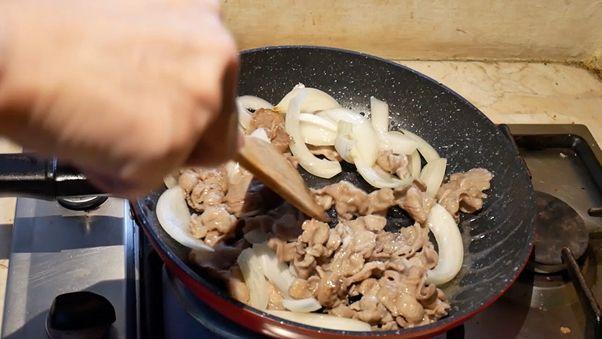 resep gyudon termudah japanesestation.com