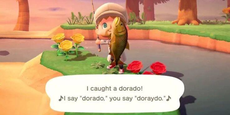 Animal Crossing New Horizons ikan baru japanesestation.com