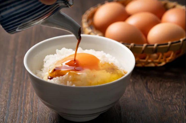 tamago kake gohan telur mentah japanesestation.com