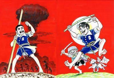 Barefoot Gen kontroversi japanesestation.com