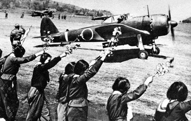 pilot kamikaze Jepang japanesestation.com