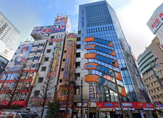 Sega Akihabara Building 2 ditutup japanesestation.com
