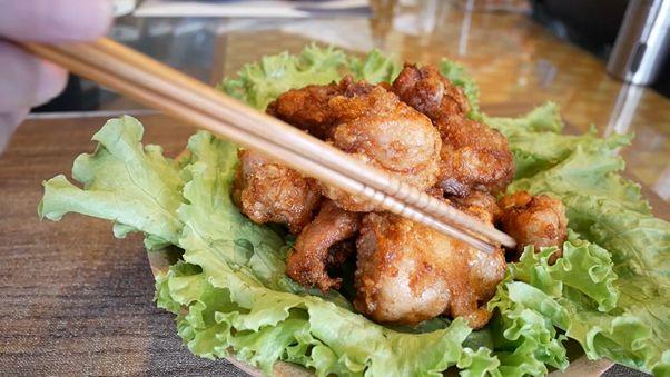 resep chicken karaage, ayam goreng ala Jepang japanesestation.com