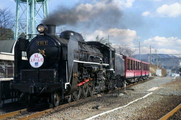 Museum Kereta Api Kyoto