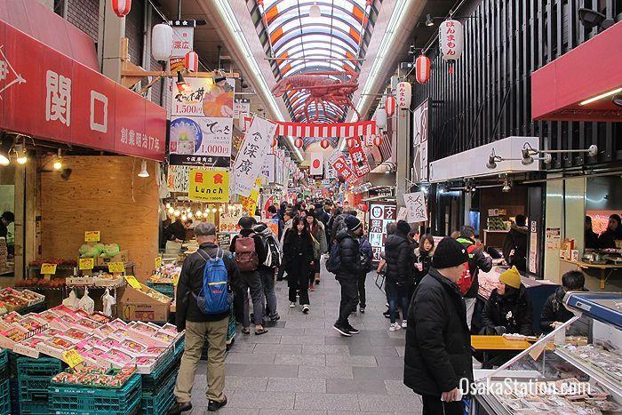 Pasar Kuromon
