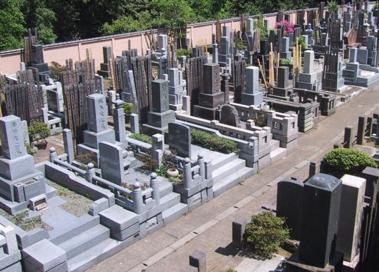 Area Pemakaman