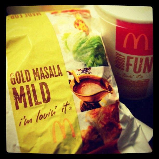 Mild Gold Masala : Japan Edition