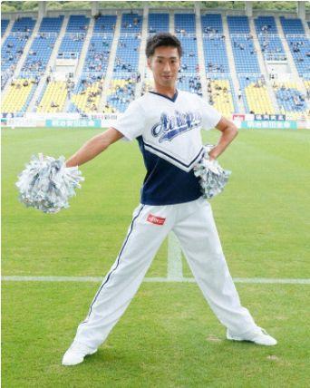 cheerleader jepang pria japanesestation.com