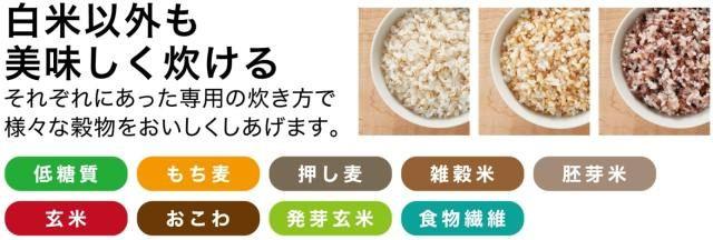 Rice cooker diet