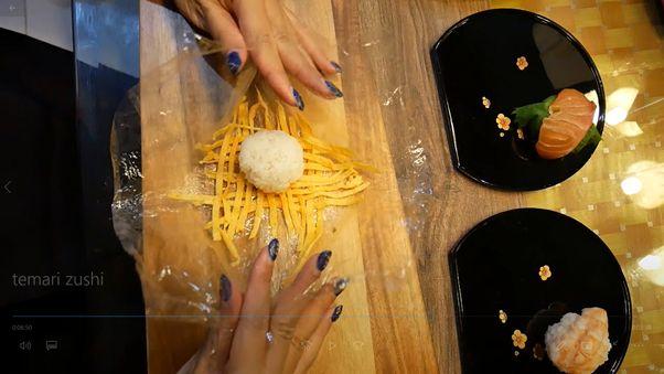 resep temari sushi japanesestation.com