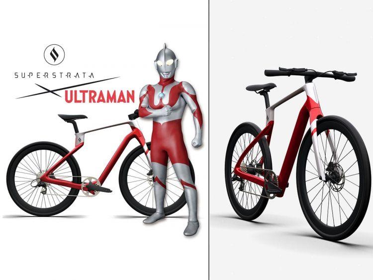 Ultraman sepeda japanesestation.com