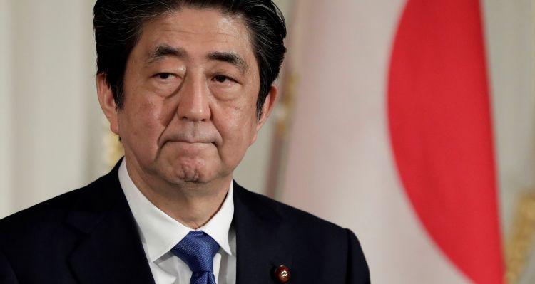 Shinzo Abe mundur japanesestation.com
