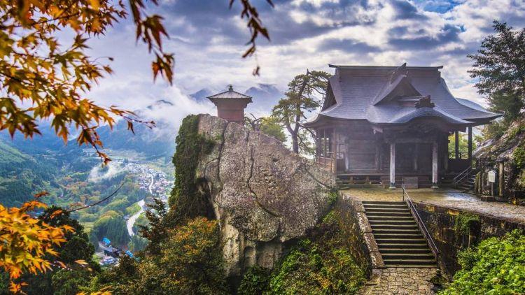Kuil Yamadera, Prefektur Yamagata