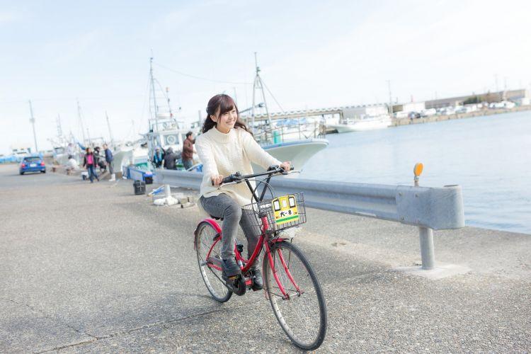 sepeda alat transportasi Jepang japanesestation.com