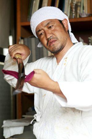 pedang Jepang dipamerkan japanesestation.com