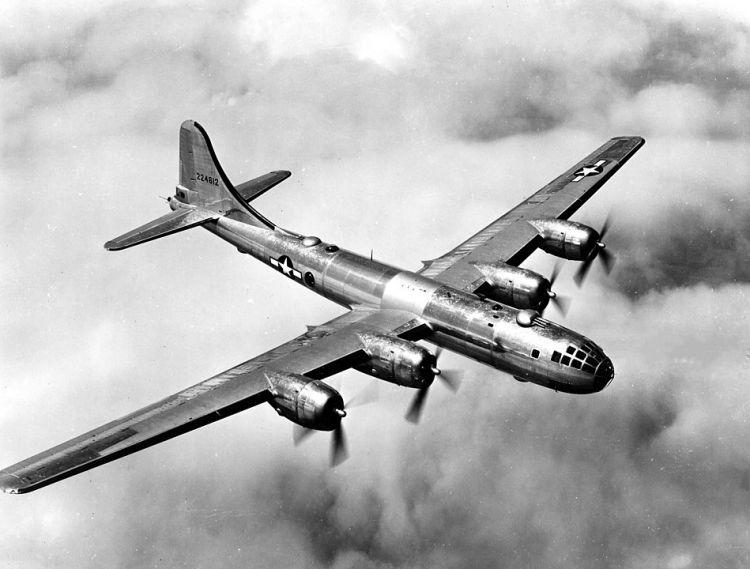 perang dunia II jepang B-29 japanesestation.com
