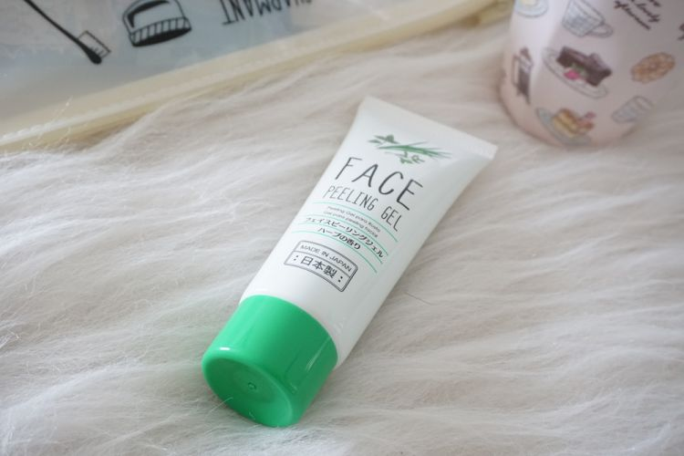 Face Peeling Gel