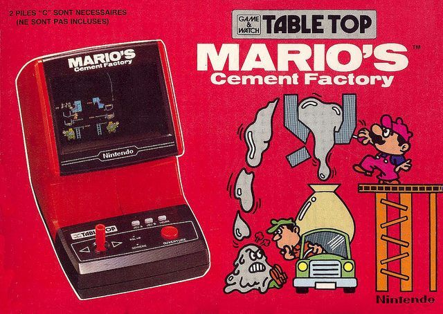 Nintendo Table Top