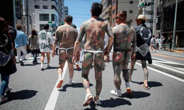 yakuza Jepang hukum japanesestation.com