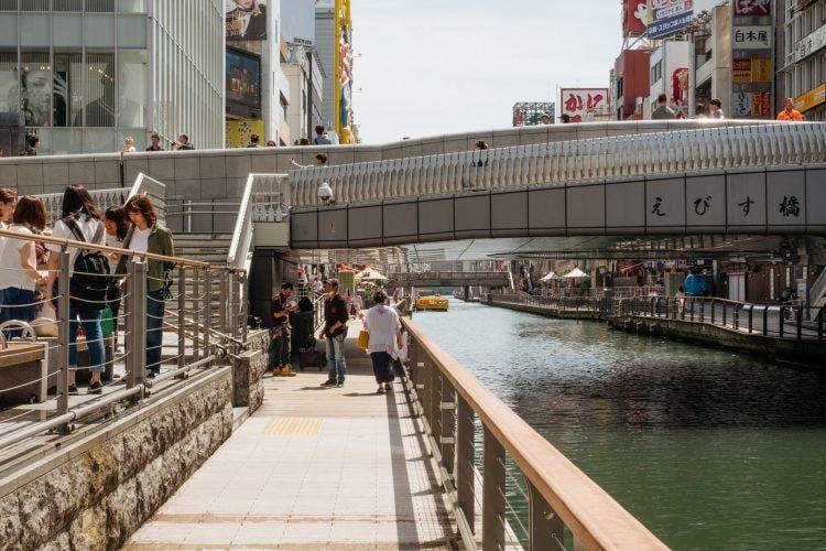 Tonbori Riverwalk