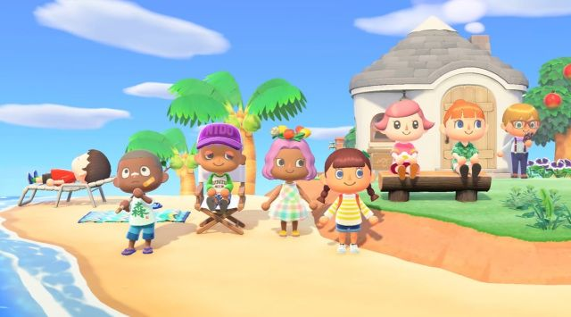 Animal Crossing New Horizons politikus Jepang japanesestation.com